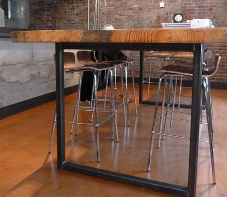 17 Best Images About Reclaimed Custom Furniture On: salvaged wood san francisco