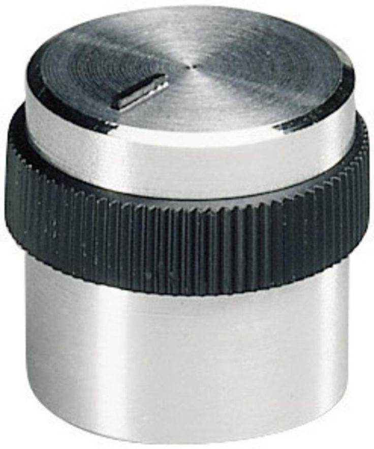 OKW Drehknöpfe mit seitlicher Schraubbefestigung (D x d x H x h) 15,9 x 6 x 15,2 x 12,4 mm Aluminium Achs-Durchmesser 6 mm im Conrad Online Shop