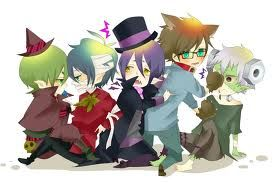 halloween ao no exorcist