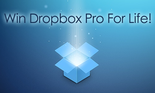 Enter for a chance to win Dropbox Pro FOR LIFE! #GoodLuck #StackUp