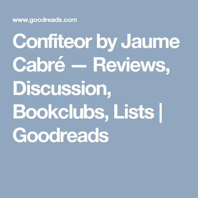 Confiteor by Jaume Cabré — Reviews, Discussion, Bookclubs, Lists | Goodreads