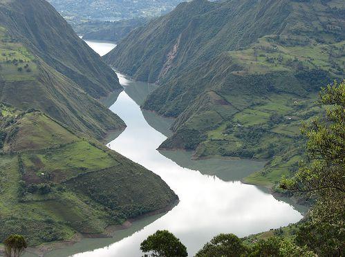 Río Cauca, Cauca (Región Andina)