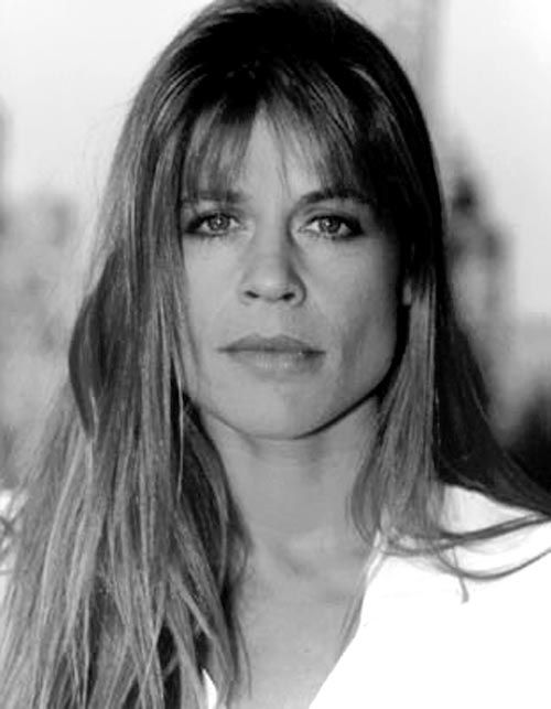 Linda Hamilton--the most iconic female character in my life. As a kid i wanted to be Sarah Conner!