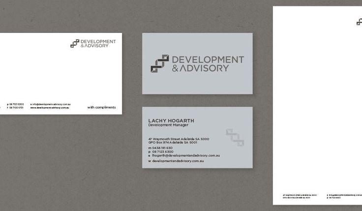 Development & Advisory Stationery