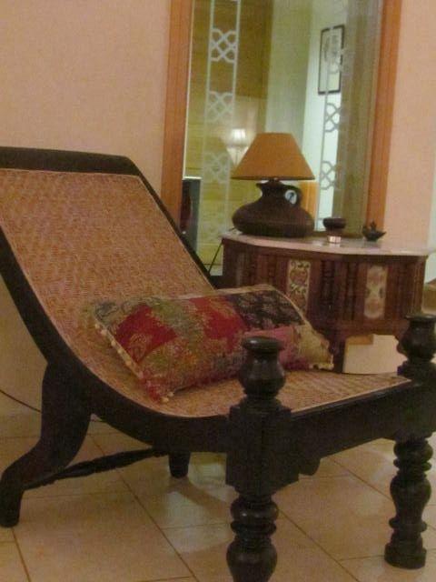 #Planter Chair, #Marina Home, #Fabindia #Antique Table