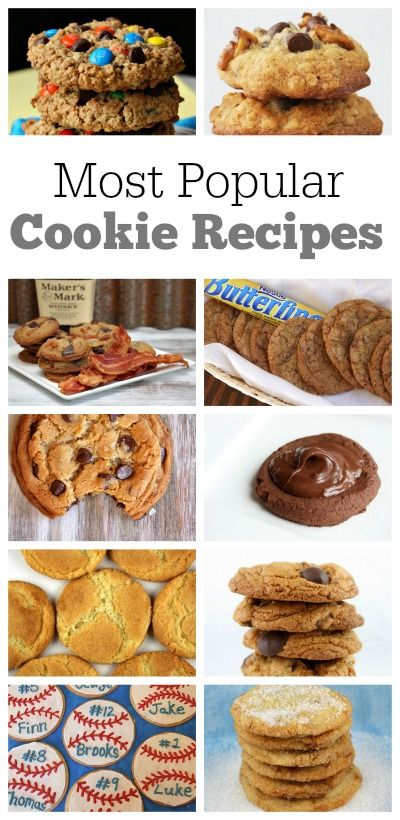 Most famous cookie recipes