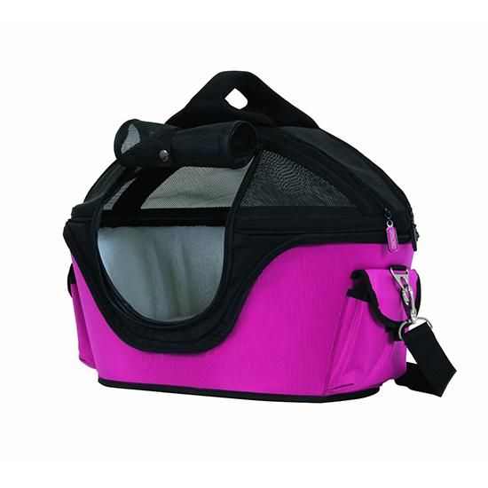 Ensure that your small pet fits in the airline cabin with one of these handy pet carriers.
