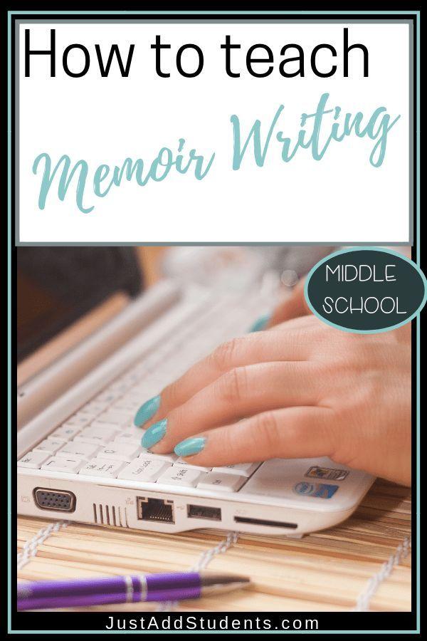 Writing Personal Narratives Memoirs HIGH SCHOOL English