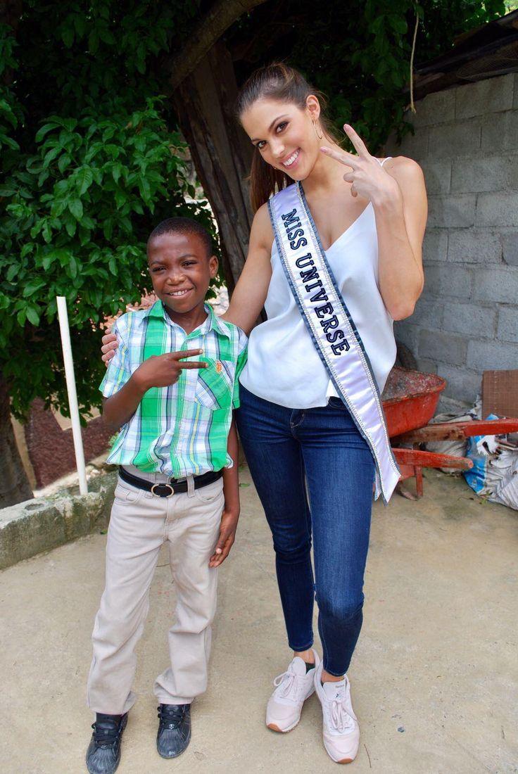 Iris Works with Smile Train in Haiti