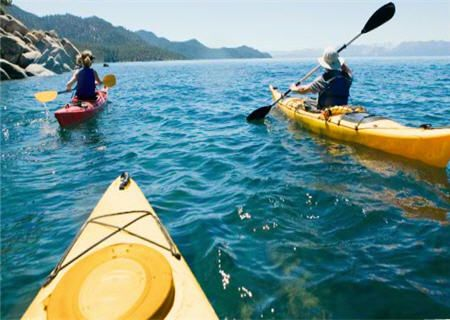 kayaking in sooke bc | in Sooke, Vancouver Island - #youwon'tbesorry