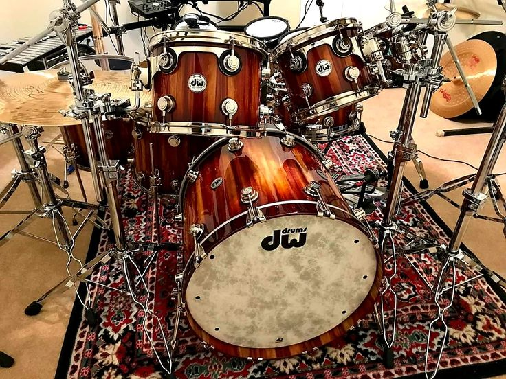 Pin by Terry Nugent on Drums Alive!   Dw drums, Drums, Drummer