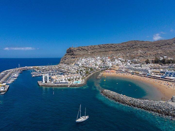 Gran Canaria , Puerto de Mogán