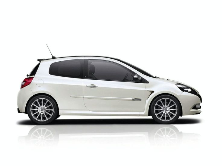 Renault Clio III R.S. 20th Anniversary Special Edition (2010)