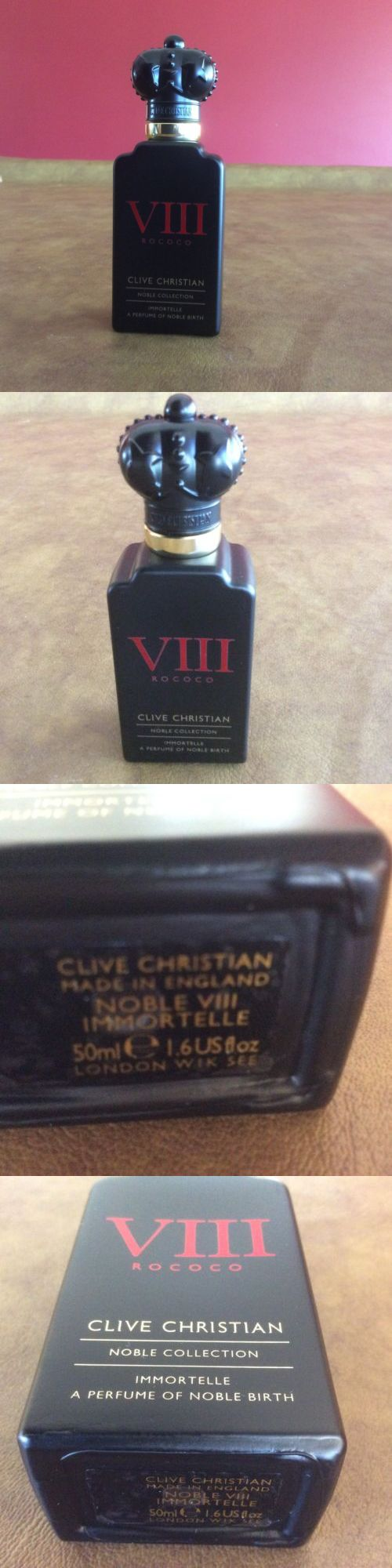 Unisex Fragrances: Clive Christian Noble Viii Immortelle 1.6 Oz Perfume Tester Spray -> BUY IT NOW ONLY: $275 on eBay!