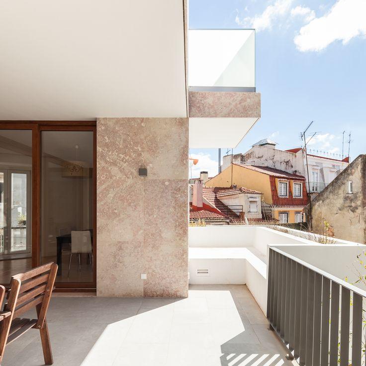 Fragmentos de Arquitectura | Travessa das Necessidades | Arquitetura | Architecture | Atelier | Design | Outdoor