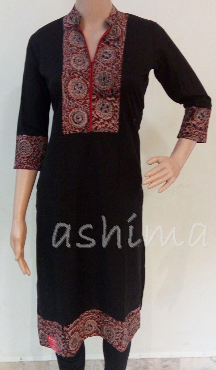 Code:1111165 - Cotton Kurti,  Price INR:1090/-