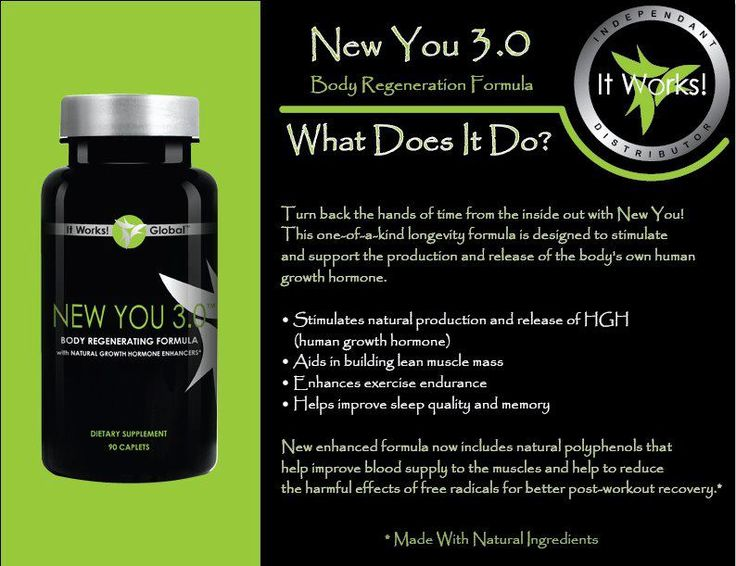 It Works New You! Want to feel better? Use this product. Ask me how. http://nancymitchell.myitworks.com #itworks #newyou