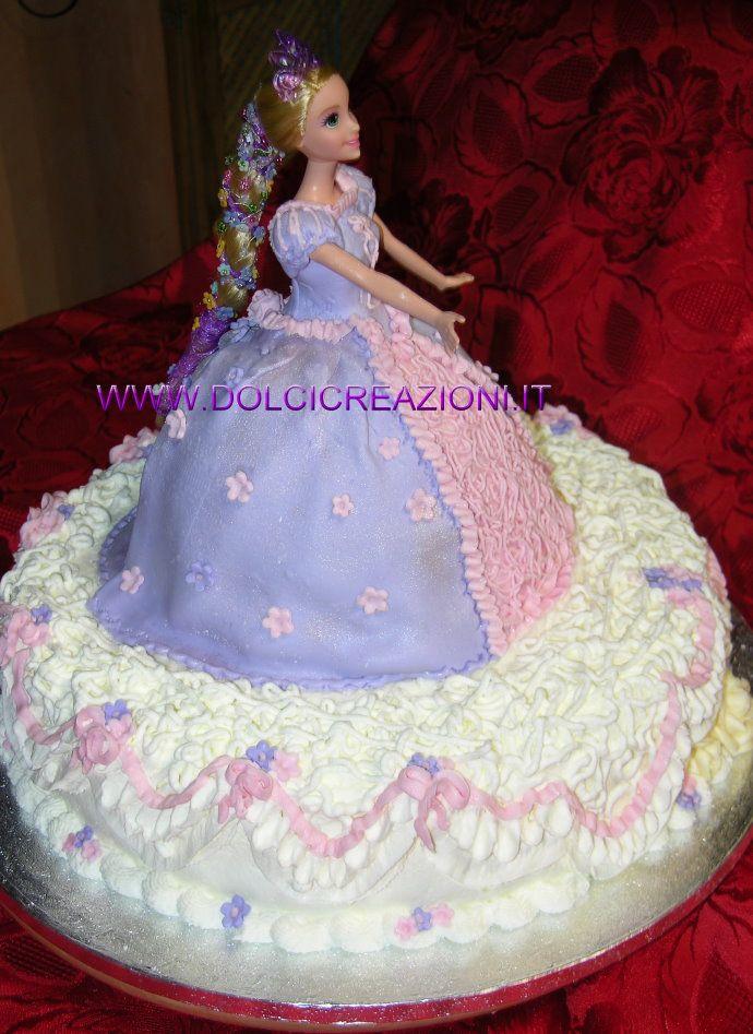 La torta di Rapunzel