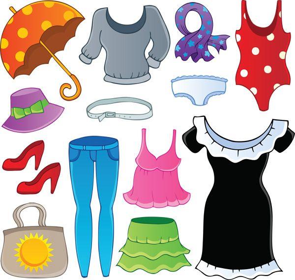 A módszertani anyagok - Női ruházat és kiegészítők