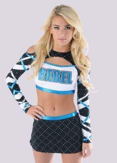 Allstar Cheerleading Uniform by Rebel Athletic