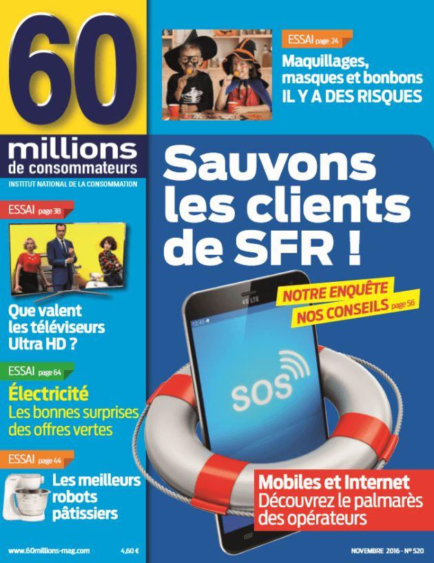 Les clients SFR sont les plus insatisfaits de leur opérateur mobile - http://www.frandroid.com/telecom/386041_les-clients-sfr-sont-les-plus-insatisfaits-de-leur-operateur-mobile  #Telecom