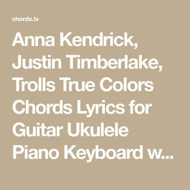 59 best Songs images on Pinterest | Music lyrics, Guitar chords and ...