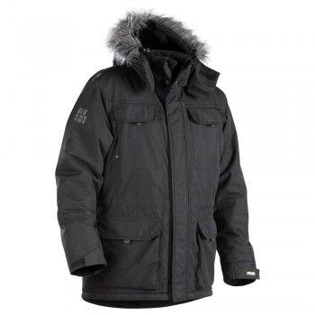 """Winterparka """"4986"""" - BLAKLÄDER® #Blåkläder #winterparka #arbeitsjacke #arbeitsparka"""
