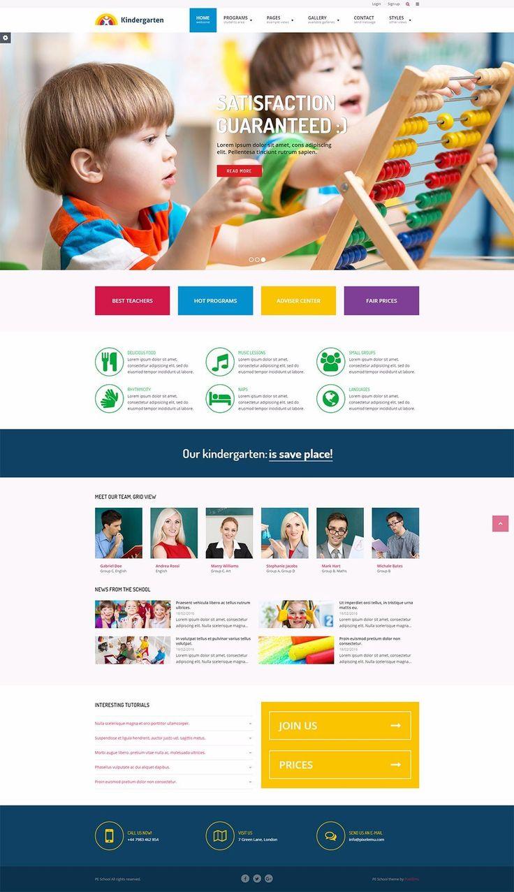 PE School - Universal education WordPress theme with handy solution to display school activities and teachers.  #WordPress #theme https://www.pixelemu.com/wordpress-themes/i/41-education/11-school