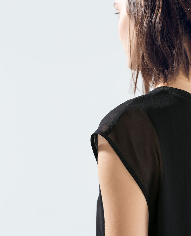 Image 4 of SLEEVELESS TOP from Zara