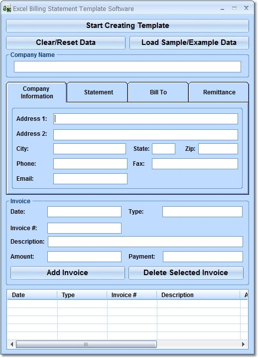 187 best software images on pinterest software website and 3d this software offers a solution to users who want to create custom billing statements included fandeluxe Choice Image
