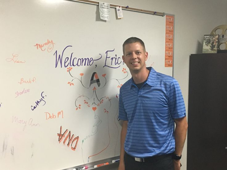 Eric Smidt started as the Ames Community School District's new director of school, community and media relations on Monday. He plans to employ his photography and video skills in his new job. Photo by Austin Cannon/Ames Tribune http://www.amestrib.com/news/20170711/new-ames-schools8217-media-director-brings-visual-skills-to-district