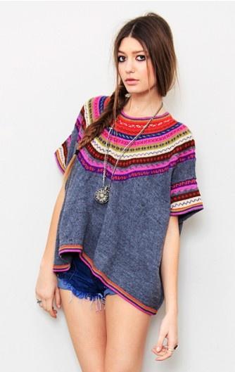 Carolina K  Guate Sweater