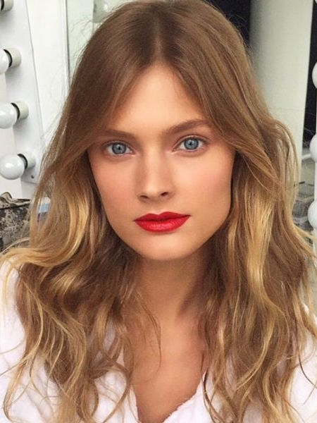 Best 25 french hair ideas on pinterest red lipstick - Donne francesi importanti ...