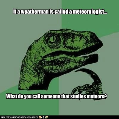 Weatherman?: Tags, Laughter, Deep, Smiles, Giggles