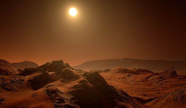 NASA aponta qual foi o responsável pela extinção da vida em Marte