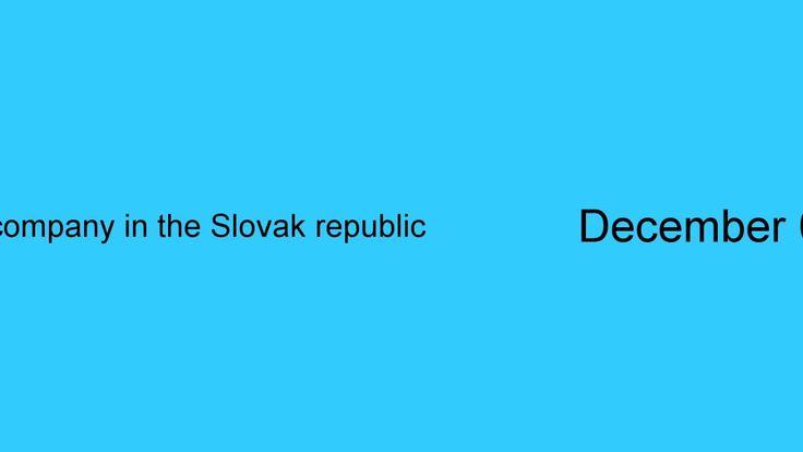 Slovakia - Industrial Technology Auction, / December 07, 2016