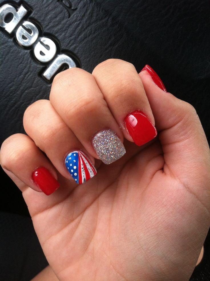 Best 25+ Ring Finger Nails Ideas On Pinterest