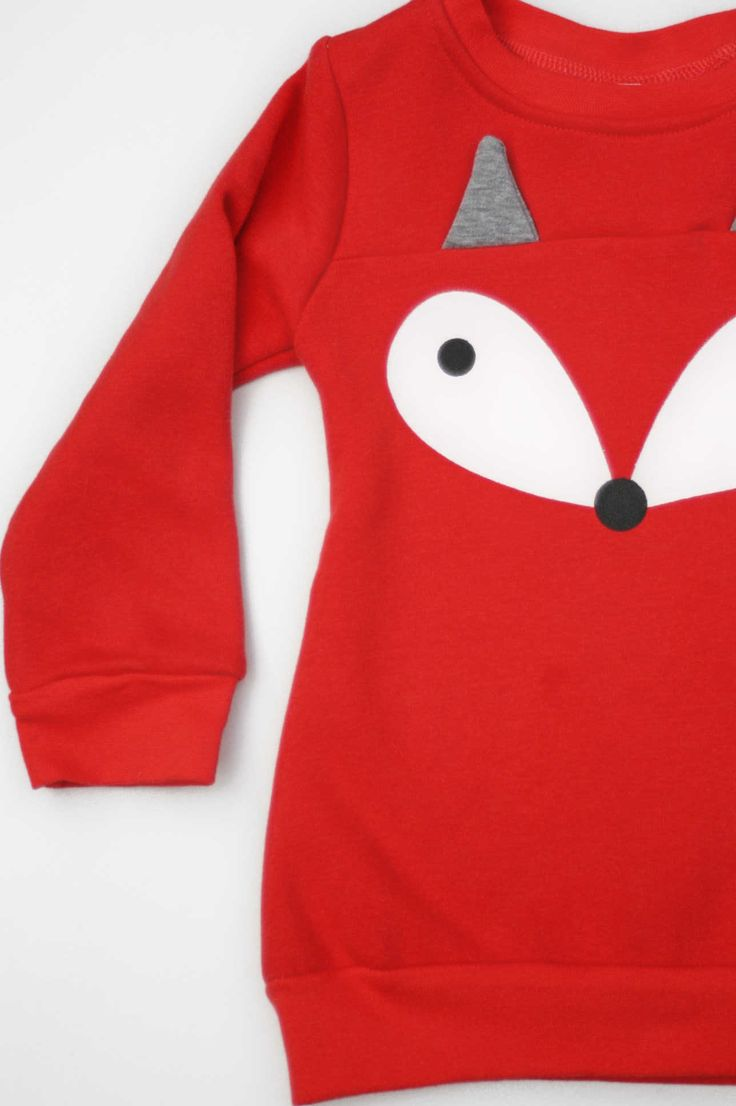 The Fox and the Girl clothing set