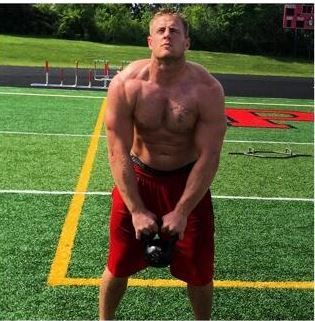 J.J. Watt Workout Plan