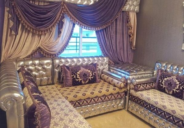 56 best images about salon marocain on pinterest un oriental and style. Black Bedroom Furniture Sets. Home Design Ideas