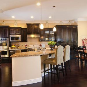 Best Wood Floor Color For Dark Cabinets