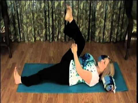 Very Gentle postpartum yoga part 1