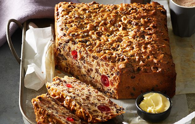 Ginger Ale Fruit Cake 3 Ingredients 1kg Dried Mixed