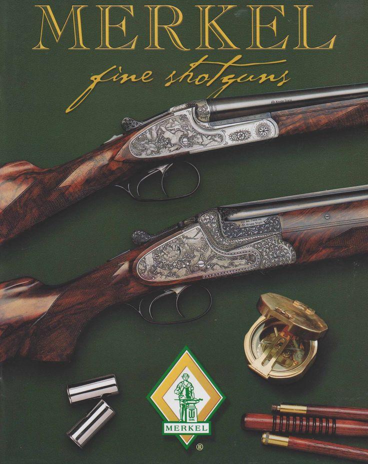 2001 MERKEL SHOTGUNS