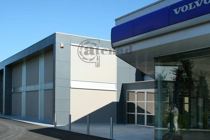 industry buildings - Fixscreen by Renson