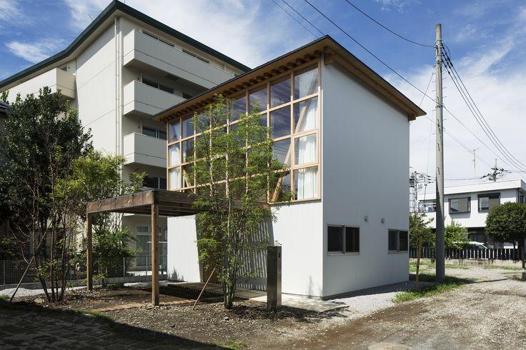 Gallery of Module Grid House / Tetsuo Yamaji Architects - 2