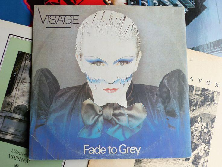 VISAGE - Fade To Grey / 1980