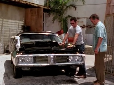 Obsessed with Burn Notice...more obsessed with the car ...  Obsessed with B...