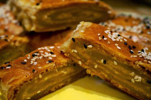 Home food: Рулет с творогом Дульсе де Лече и кунжутом / Roll with cream cheese Dulce de Leche and sesame
