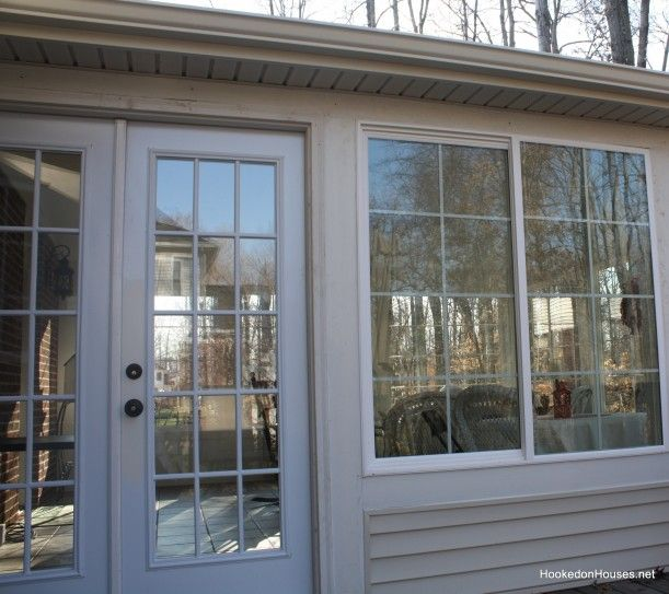 My Sunroom Come In And Sit A Spell Exterior Doors